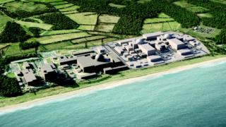 Sizewell C: Nuclear power station plans for Suffolk submitted