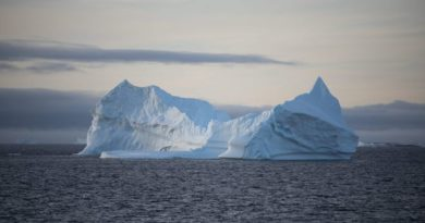 Antarctica: Scientists reveal location of world's cleanest air | Science & Tech News