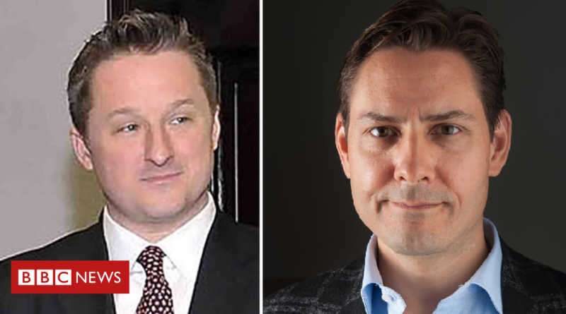 Canadians Michael Spavor and Michael Kovrig released from Chinese detention