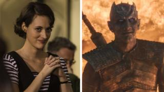 Fleabag and Game of Thrones up for 'must-see moment' Bafta