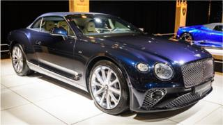 Bentley: Luxury carmaker to cut 'up to 1,000' jobs