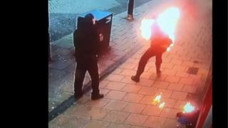 Man jailed for setting fire to homeless man in Luton