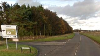 Man dies and another injured in two-car crash in East Lothian