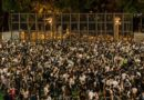 Hong Kong: Thousands defy vigil ban and light candles to mark Tiananmen anniversary | World News