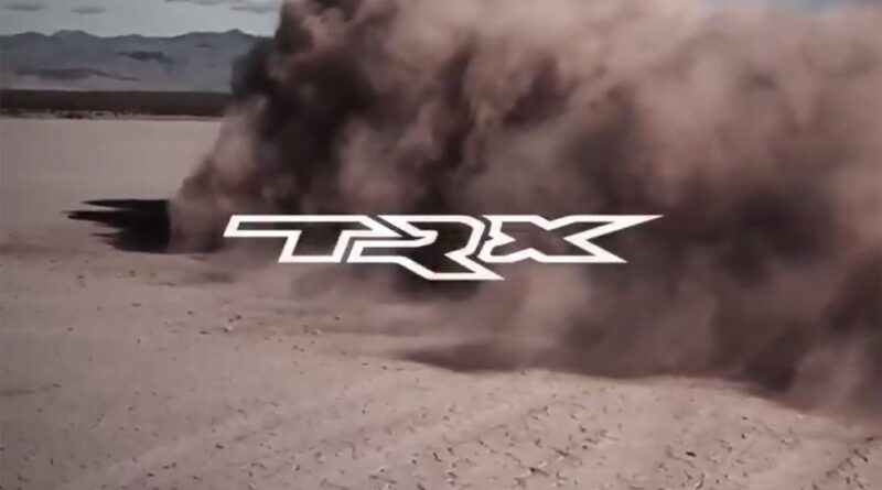 Ram's Raptor-fighting 1500 TRX will debut on Aug. 17