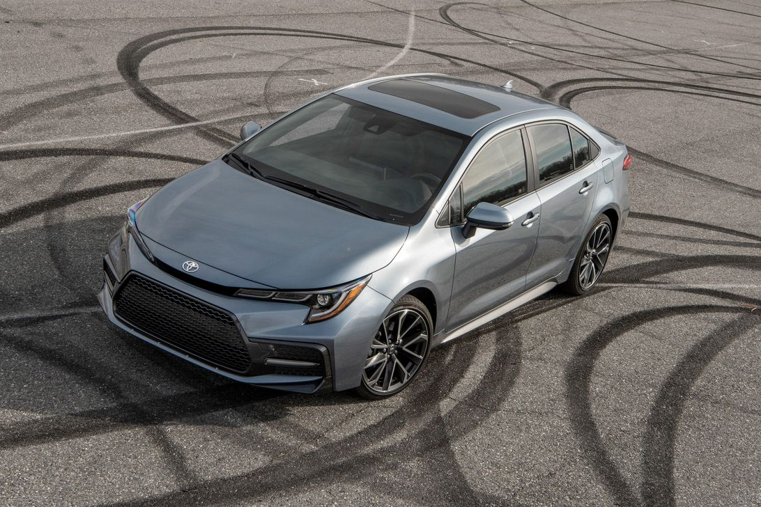 2021 toyota corolla model overview pricing tech and