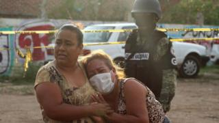 , Mexican drug rehab centre stormed by gunmen