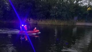 Coronavirus: Drunk man rescued from river twice as pubs reopen