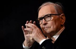 , Ennio Morricone's life in pictures