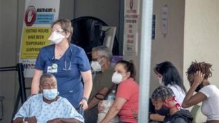 , Coronavirus: Florida sets new daily case record of 15,299