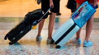 Brexit: Ads highlight changes for UK holidaymakers