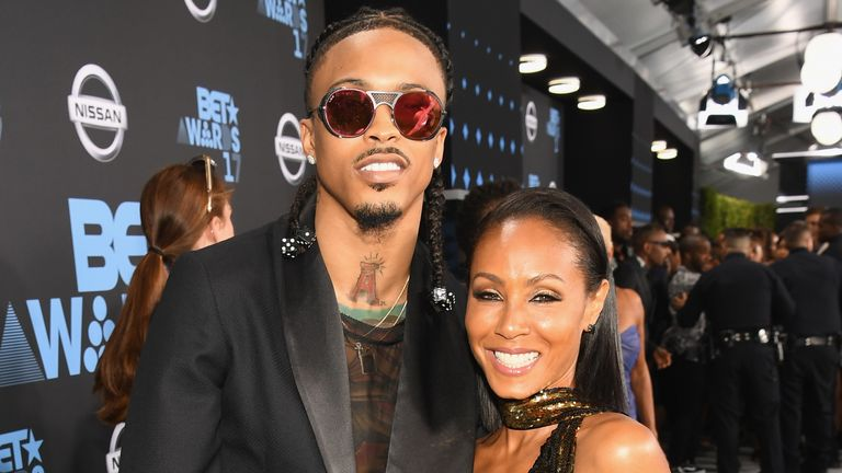 Jada Pinkett Smith reveals affair with rapper August Alsina during marriage to Will Smith | Ents & Arts News