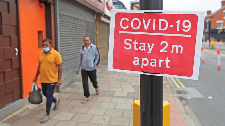 Coronavirus lockdown rules continue to ease in England, Scotland and Wales   UK News
