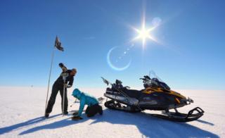 , Coronavirus severely restricts Antarctic science