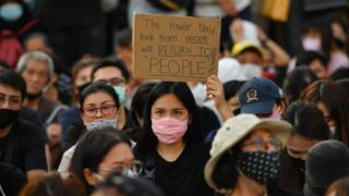 , Why a new generation of Thais are protesting against the government