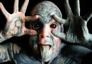 France's most tattooed man told not to teach nursery children