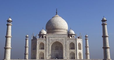 India Covid-19: Taj Mahal reopens after longest shutdown