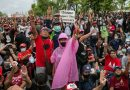 'Down with feudalism': Activists lay plaque in defiance of Thai king | World News