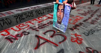 Mexican police and soldiers wanted over unsolved disappearance of 43 students   World News