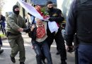 Belarus protests: Great-grandmother forcibly arrested as women take to streets to demand Lukashenko's removal | World News