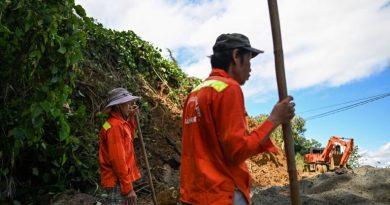 Typhoon Molave: Landslides leave at least 15 people dead in Vietnam   World News