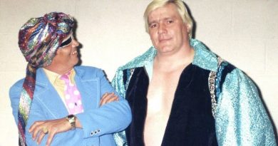 Pat Patterson: First openly gay professional wrestler dies aged 79 | World News