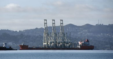 Zhen Hua And Oakland Cranes.jpg