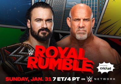 WWE Royal Rumble 2021: How to watch, start times, match card and WWE Network