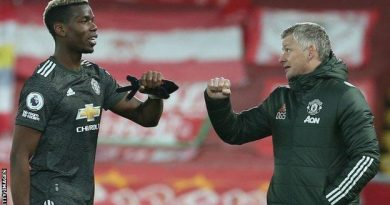Manchester United boss Ole Gunnar Solskjaer says fine form justifies club support