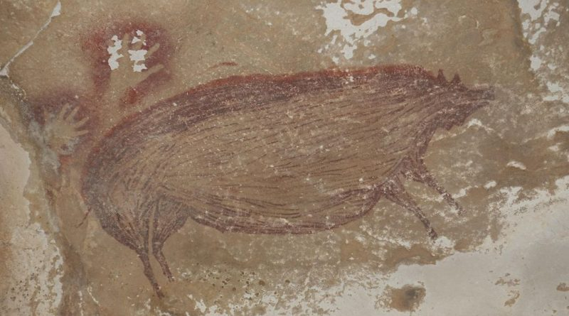 Dated Pig Painting At Leang Tedongnge Credit Maxime Aubert.jpg