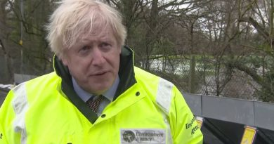 Boris Johnson calls for action against 'devastating' climate change with new coalition | Politics News