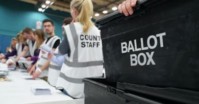 Skynews Local Elections Ballots Being Counted 4657360.jpg