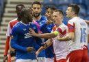 Rangers: Slavia Prague's Ondrej Kudela gets 10-game racism ban; Glen Kamara banned for three games