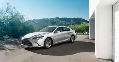 2022 Lexus ES gets a big touchscreen, new safety tech and minor styling updates