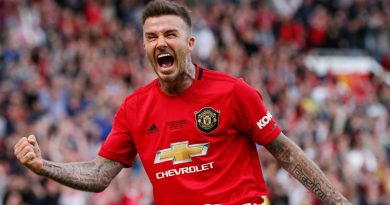 David Beckham to mentor young footballers in new Disney+ series | Ents & Arts News