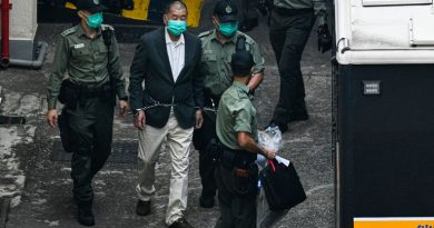 Hong Kong: Media tycoon Jimmy Lai jailed over pro-democracy protests | World News