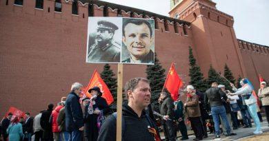 Yuri Gagarin: Russia celebrates 60th anniversary of historic first human space flight | World News