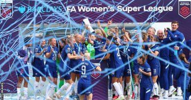 Chelsea: Five games which defined Women's Super League title win