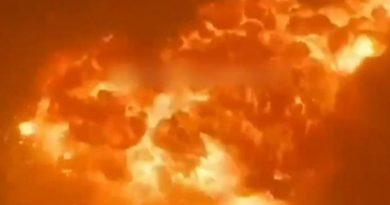Israel-Gaza conflict: Ten civilians killed in Israeli air strike on Gaza as Palestinian militants fire salvo of rockets back | World News