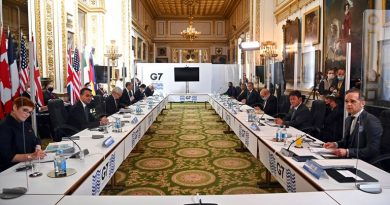 G7 'finds its voice again' with China, Iran and Russia under fire at London meeting | World News