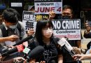 Hong Kong protests: Activist Joshua Wong jailed for further 10 months in jail over Tiananmen vigil | World News
