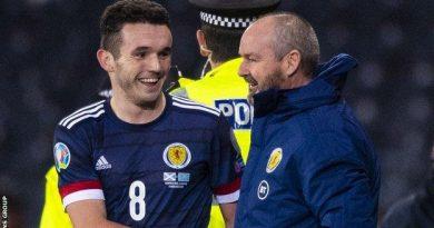 John McGinn: Scotland midfielder on 'angry' Steve Clarke & connecting with Scottish public again
