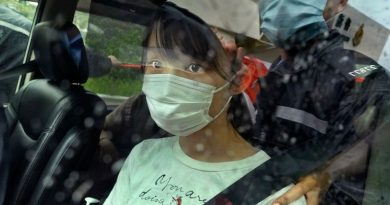 Agnes Chow: Hong Kong pro-democracy activist released from prison | World News