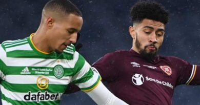 Celtic to host Hearts in Scottish League Cup, St Johnstone visit Arbroath