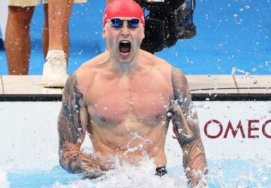 Tokyo Olympics: Adam Peaty makes history as he wins Great Britain's first gold of Games