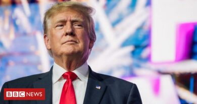 IRS ordered to hand over Trump tax returns to Congress