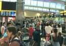 COVID-19: Minister apologises after travellers complain of 'total chaos' at airports   UK News