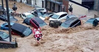 Belgium devastated by flooding for second time in just over a week | World News