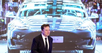 Tesla worth $1trn as investors cheer deal with Hertz which has ordered 100,000 electric vehicles | Business News
