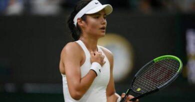 Emma Raducanu makes losing return to WTA Tour in San Jose after Wimbledon exploits